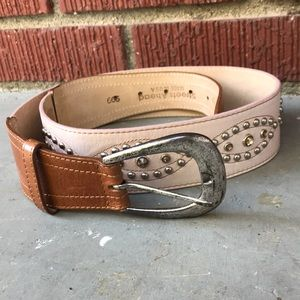 Streets Ahead Studded Belt